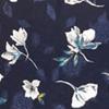 Navy Floral Prints