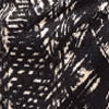 Black/Camel Texture Print