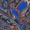 Paisley Print Blue Multi